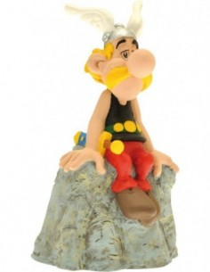 Brelok Obeliks puste kieszenia Asteriks Plastoy