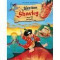 Kapitan Sharky i morski potwór- książka dla małych piratów